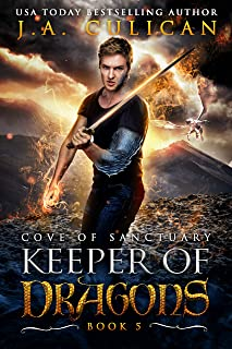 Cove of Sanctuary (The Keeper of Dragons Book 5)