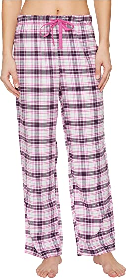 Jockey - Printed Flannel Long Pants