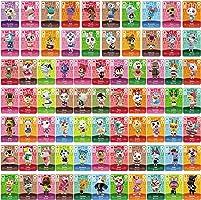 ACNH NFC Tag Mini Game Rare Character Villagerkaarten voor Animal Crossing New Horizons Amiibokaarten, Game Cards Series...