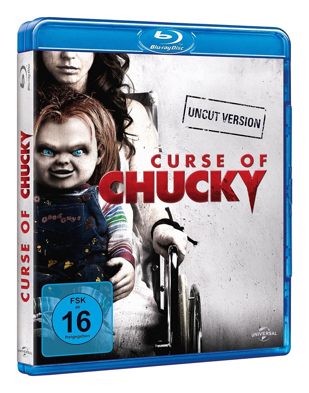 Curse of Chucky   Uncut [Blu ray] Amazon.de Dourif, Fiona, Bisutti ...