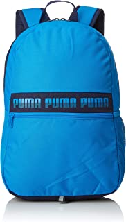 PUMA Fashion Backpack for Men - Polyester, Blue