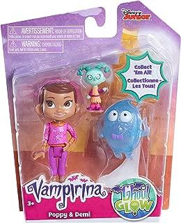 Vampirina Poppy & Demi Best Ghoul Toy, Multicolor
