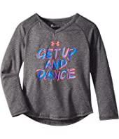 Under Armour Kids Get Up and Dance Long Sleeve (Little Kids)
