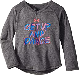 Under Armour Kids - Get Up and Dance Long Sleeve (Little Kids)