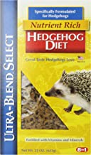Best select diet hedgehog food Reviews