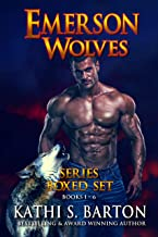 Emerson Wolves: Emerson Wolves—Paranormal Wolf Shifter Romance Series Boxed Set