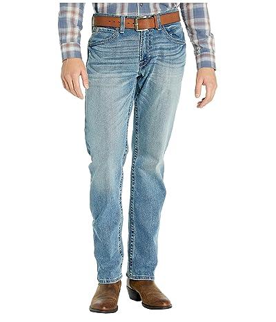 Ariat M4 Low Rise Stackable Straight Leg Jeans in Nolan (Nolan) Men