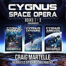 Cygnus Space Opera: Books 1 to 3: Humanity Comes Home