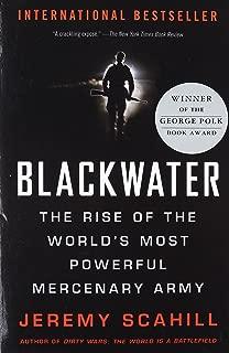 blackwater mercenary army