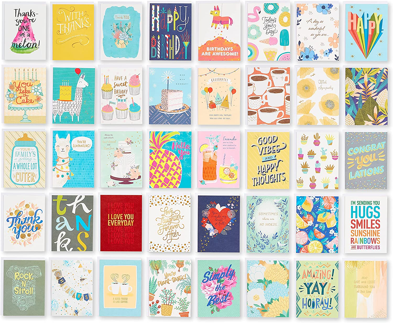 American Animer and price revision Greetings Deluxe All Occasion with Ranking TOP4 Envelopes Cards and