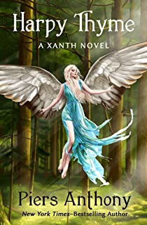 Harpy Thyme (The Xanth Novels Book 17) (English Edition)