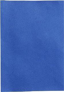 REXEL 49600A Binding Cover,A4 L,Grain Royal PK100