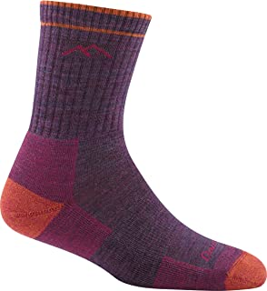 Darn Tough Hiker Micro Crew Midweight Sock with Cushion - Women's