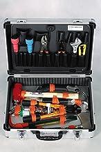 レスキュー工具セット(アルミトランク式)救助工具格納箱
