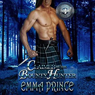 Claimed by the Bounty Hunter: Highland Bodyguards, Book 4