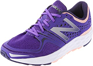 New Balance Women's Vongo Purple Sneakers