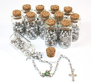 rosarios para bautizo