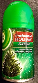 Air Wick Enchanted Holiday Evergreen Adventure, Refill, 6.17 OZ