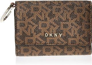 DKNY Womens Cardholder, Multicolour (Mocha/Caramel) - R82ZJ503