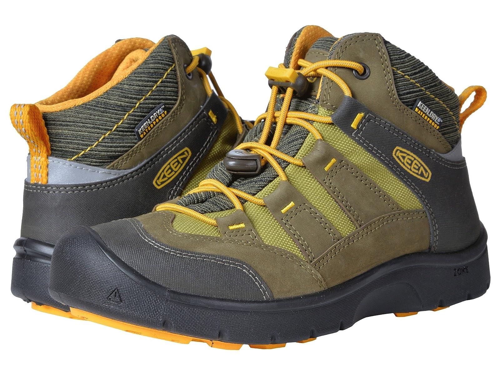 Keen Kids Hikeport Mid WP (Little Kid/Big Kid)Affordable and distinctive shoes