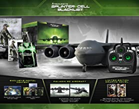 Tom Clancy's Splinter Cell Blacklist Paladin Multi-Mission Aircraft Edition - PC (Collector's)