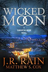 Wicked Moon: A Samantha Moon Novel (Vampire for Hire Book 23) Kindle Edition