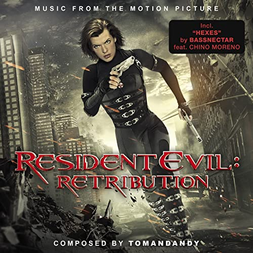 Resident Evil: Retribution (Music from the Motion Picture) de ...