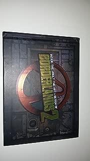 Borderlands 2: Inside the Vault The Art & Design Book + Map/Stickers
