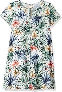 Girls' Big Exclusive Protection Printed Dress