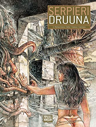 Druuna Vol. 1 - Exclusivo Amazon