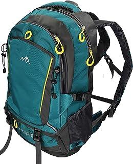 Mochila Unisex para Viaje Senderismo Camping Tiempo Libre Capacity I con 4 Bolsillos Volumen de 33 litros Color Petrol