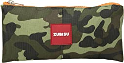 ZUBISU Camo Collaboration Pencil Case