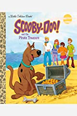 Scooby-Doo and the Pirate Treasure (Scooby-Doo) (Little Golden Book) Hardcover