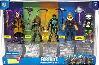 Fortnite Figure 5 Set, Multi-Colour, Set of 5, 03085