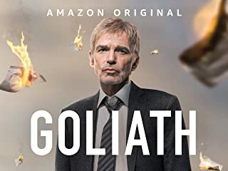 cast of season 2 goliath