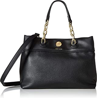 Anne Klein Chain Satchel