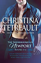 The Sherbrookes of Newport Box Set 2 Books 4-6