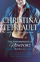 The Sherbrookes of Newport Box Set 2 Books 4-6