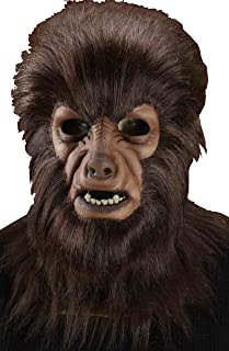 Forum Novelties Men's Universal Monster Collector's Edition The Wolf Man Mask