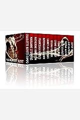 Naughty List: Thirteen Naughty Holiday Stories Kindle Edition