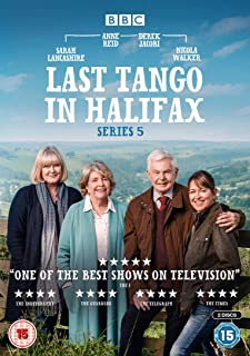 Last Tango in Halifax: Series 5 [Regions 2,4]