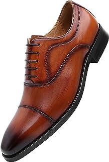 [フォクスセンス] ビジネスシューズ 革靴 ドレスシューズ 本革 ストレートチップ 紳士靴 内羽根 メンズ