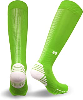 Vitalsox Matrix Training, Racing, Recovery Graduated Compression Elite Performance Socks with Bacteria Resistant Silver Dr...