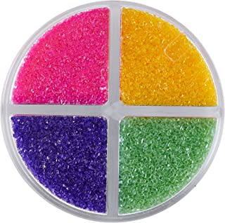 Wilton Bright Colored Sugar Sprinkles Medley, 4.4 oz.