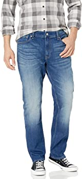 Calvin Klein Men's Straight Fit Jeans