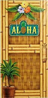 Beistle 57314 Aloha Door Cover, 30