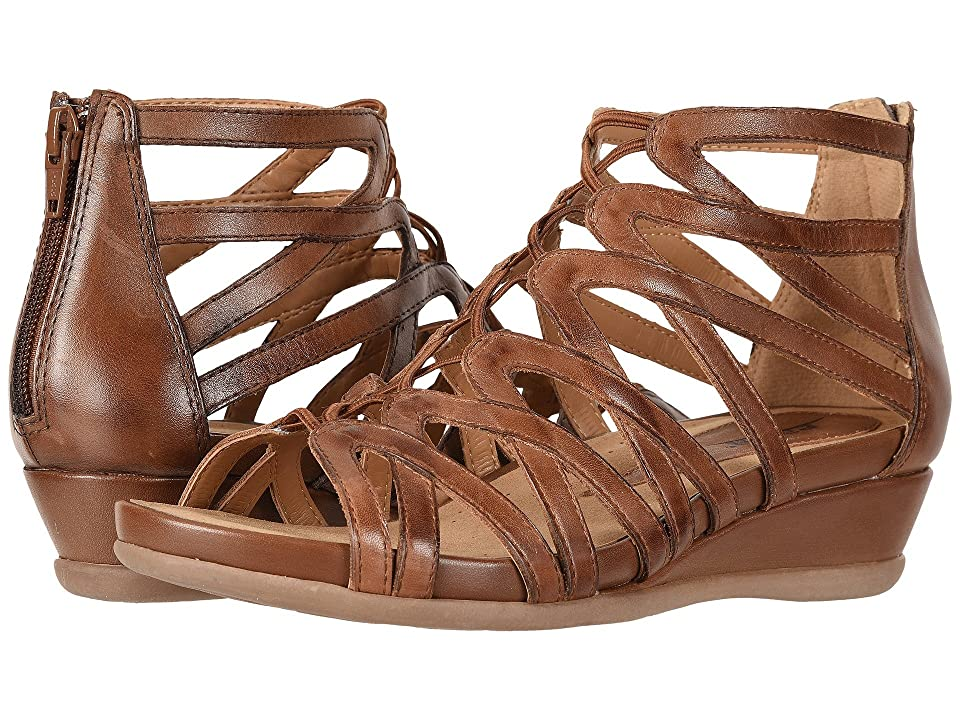 Earth Juno (Almond Soft Burnished Leather) Women