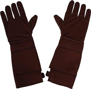 captain america brown gloves