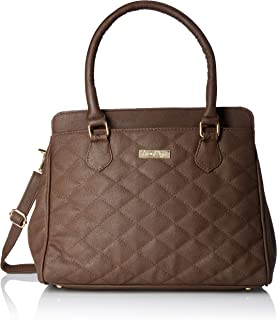 Lica Pezo Women Top Handle Handbags Satchel Purse For Ladies