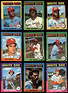 1975 topps baseball set value